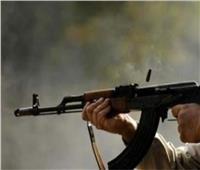 مشاجرة بالاسلحة بسبب خلافات الجيرة بالمطرية