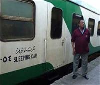 السكة الحديد| إعادة تشغيل قطارين نوم أثناء الحظر