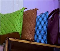 «المصريين أولى».. مبادرة لصنع الأحذية والحقائب بأيدي مصرية| فيديو