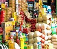 ضبط 15 طن سلع غذائية داخل مخزن بدون ترخيص في مدينة نصر