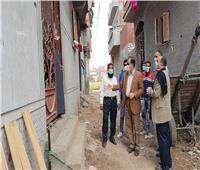 بعد رصد 15حالة «كورونا».. عزل 5 منازل وتطهير شوارع «بولين» بالبحيرة
