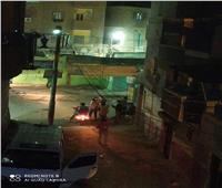 امسك مخالفة| سهرات شباب في شوارع منشية القناطر