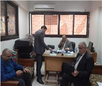 «تعليم القاهرة» تتابع تسجيل الطلاب على المنصة.. وتتغلب على المشكلات