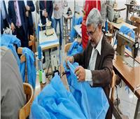 بالشراكة بين اتحاد الصناعات وجامعة حلوان.. بدء إنتاج مستلزمات الحماية للفرق الطبية