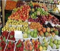ننشر أسعار الفاكهة في سوق العبور اليوم 7 أبريل