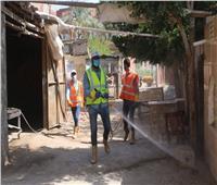 تطهير قرية السوالم بعد تسجيل حالة وفاة بكورونا