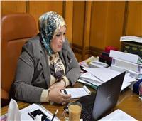 رئيس جامعة القناة تؤكد الالتزام التام بالجداول المعلنة للمحاضرات