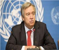 الأمين العام للأمم المتحدة يدعو لمنع العنف في كل مكان