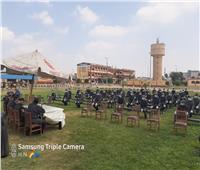 جامعة المنوفية توجه قافلة طبية لقطاع الأمن المركزي بقويسنا