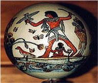 حكايات البيض والفسيخ والملانة وزهور الياسمين في مصر القديمة