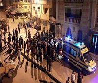 تفاصيل مقتل سيدة داخل شقتها بمنطقة حدائق القبة