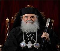 بطريركية الروم الأرثوذكس توزع طرودًا غذائية في القدس
