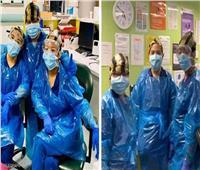 كورونا لم ترحم أحدا| ارتداء أكياس القمامة لم يحمي الممرضات من العدوى