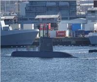 القوات البحرية تتسلم غواصة جديدة من ألمانيا