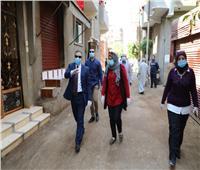 240 طن مطهرات لتطهير قرى وشوارع المنوفية لمواجهة كورونا