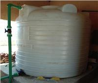 الانتهاء من كلورة 159 محطة مياه ارتوازية بسوهاج