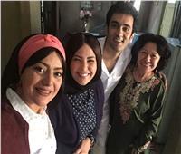 هبة عبد الغني تنتهي من تصوير مشاهدها في «ليالينا»