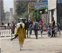 فيديو| محافظة الجيزة تكشف موعد انتهاء الحجر الصحي لقرية المعتمدية
