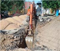 محافظ أسوان: بدء العمل فى مشروع المياه والصرف بكلابشة ونصر النوبة