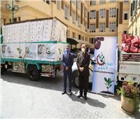 محافظ القاهرة يطلق مبادرة «عشان أهالينا» لتوزيع أدوات التعقيم على عمال النظافة