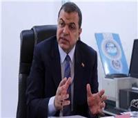 فيديو| وزير القوى العاملة: «متوفين وملاك أراضي تقدموا للحصول على إعانة الـ500 جنيه»