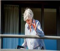 إرادة من حديد.. عجوز عمرها 107 أعوام تهزم كورونا