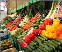 ثباتأسعار الخضروات في سوق العبور اليوم 10 أبريل
