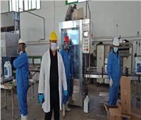 القوى العاملة: التفتيش على 2031 منشأة لمتابعة الإجراءات الاحترازية لكورونا