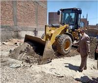محافظ أسيوط: لا تهاون في تنفيذ حملات إزالة التعديات ومخالفات البناء