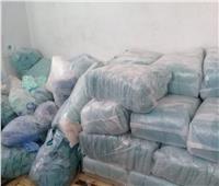 محافظ المنيا: ضبط مصنع للكمامات والمطهرات بدون ترخيص بالمنطقة الصناعية