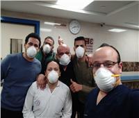 جامعة بنها تشكر الفريق الطبي المشارك في الحجر الصحي بقها