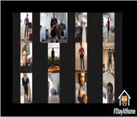 فيديو.. بيدرو بارني يتابع تدريبات لاعبي الجونة في الحجر المنزلي