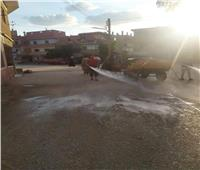 «شباب طوخ» يتكاتفون مع الأجهزة التنفيذية لتطهير القريةلمواجهة «كورونا»