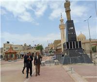مشروع لتطوير 105 عمارة سكنية بحي المساعيد بتكلفة 180 مليون جنية