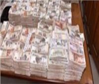 ضبط 4 ملايين جنيه وعملات أجنبية بحوزة تاجري عملة بحملات أمنية