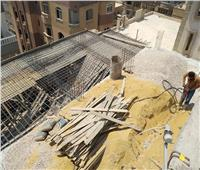 حي المقطم يشن حملة لإزالة المباني المخالفة