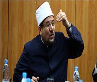 """مختار جمعة: المساجد في ولاية الأوقاف ومن يخرج على ذلك آثم شرعاً"""""""