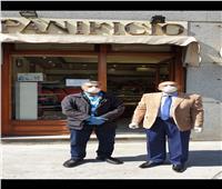 مصريون أصحاب محل مخبوزات بإيطاليا يقدمون الخبز مجانا