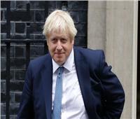رئيس الوزراء البريطاني يغادر المستشفى