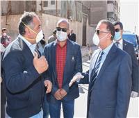 محافظ الإسكندرية: تنفيذ 137 قرار إزالة ومخالفات خلال 3 أيام