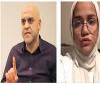 """فيديو  ابنة الهارب محمد شومان تتبرأ منه :""""انت مجرد اسم في البطاقة وبتعمل دعاية على قفانا"""""""