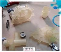 جامعة حلوان تشارك في مبادرة لتصنيع جهاز تنفس صناعي