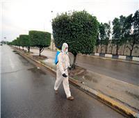 فيديو| تطهير وتعقيم المناطق الشعبية بالإسكندرية للحد من انتشار «كورونا»