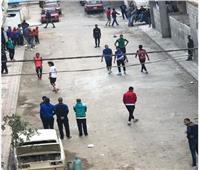 امسك مخالفة| دورات كرة قدم في شوارعالإسكندرية