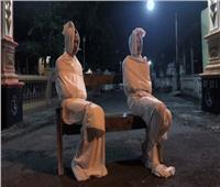 قرية إندونيسية تؤجر «أشباح» لتطبيق حظر التجوال