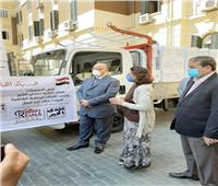 محافظ القاهرة: توزيع ٢٥٠٠ كرتونة تموينية على أسر العمالة غير المنتظمة