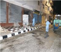 محافظ شمال سيناء: تطهير وتعقيم 600 منشأة
