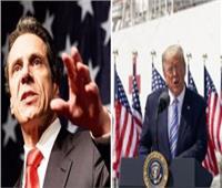 حاكم نيويورك متحديًا ترامب: لن أنهي قيود كورونا في الولاية إذا أمر الرئيس بذلك