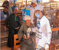 استمرار صرف منحة العمالة غير المنتظمة في اليوم الثاني بسوهاج