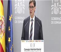 وزير الصحة الإسباني: نشهد استقرارًا في منحنى انتشار فيروس كورونا